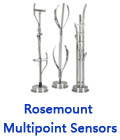 Rosemount 1080 and 1082 Multipoint Thermocouple and RTD Temperature Profiling Sensors